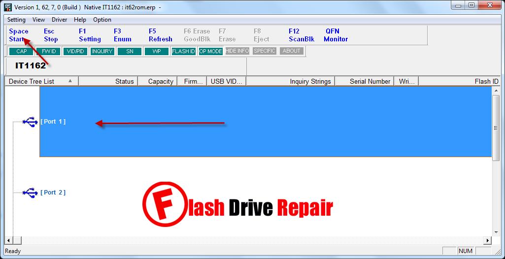 USbest ITE IT1162 format tool