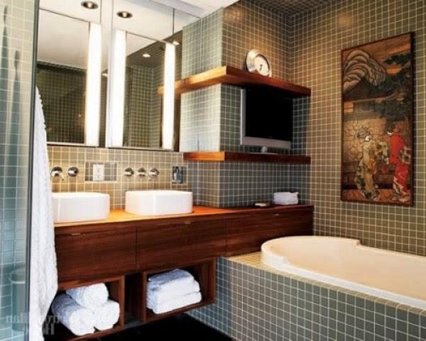 Ideas Organizar Baño:10 Ideas para organizar baños – Colores en Casa