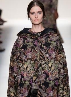 Paris Fashion Week Fall'14: Василиса Павлова в шоу Akris и Valentino.