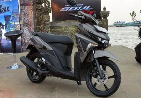 review Yamaha New Soul GT 125