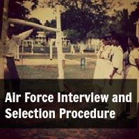 air force selection procedure