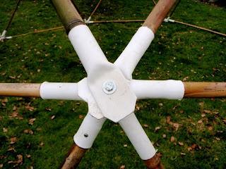 Handmade Matt A Bamboo Geodesic Dome Geo Dome