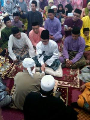 Gambar Pernikahan Ally Iskandar Dan Farah Lee 20 Jan 2012