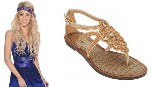 Shakira sandalias Grendha