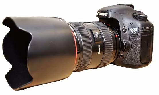 Daftar Harga Kamera Canon EOS 7D dan Spesifikasi Terlengkap