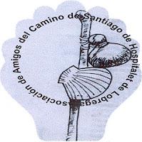 Asociación de Amigos del Camino de Santiago de L'Hospitalet de Llobregat, organizadora de la marcha