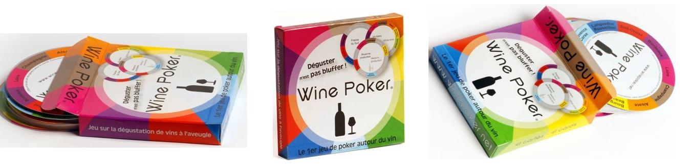 Wine Poker