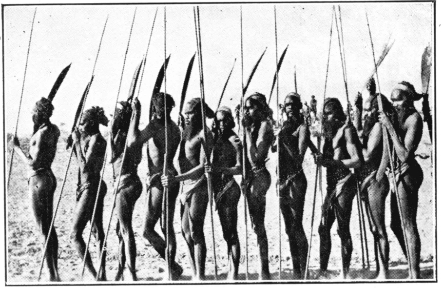 the history of the aboriginal occupation of australia Tasmanian: survey of the extinct tasmanian people, who were an isolate population of australian aboriginal people.