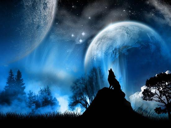 Que significa soñar con luna