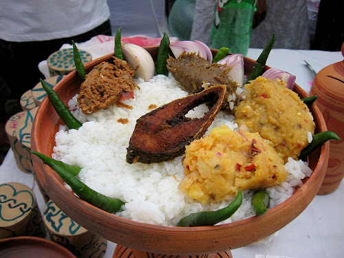Pohela Boishakh Food (Panta & Ilish) wallpapers