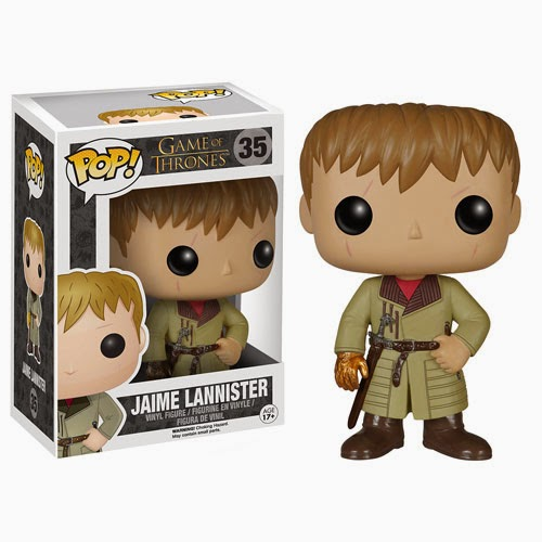 "Game of Thrones Pop! Series 5 by Funko - ""Golden Hand"" Jaime Lannister"