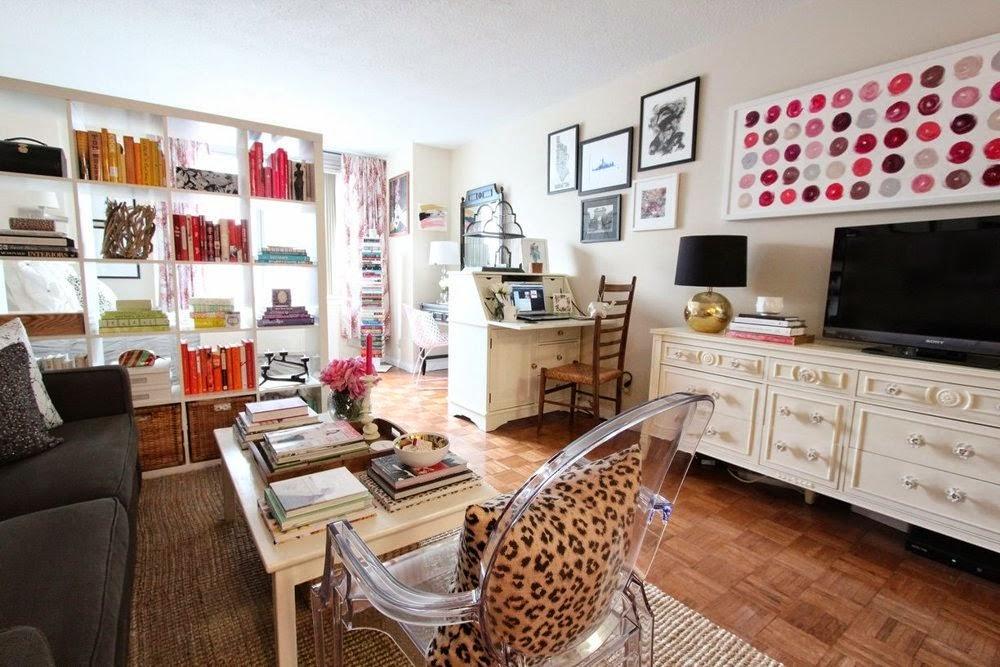 Apartamentos muy pequenos for Decoracion para apartamentos muy pequenos