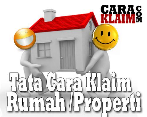 Klaim asuransi rumah atau property