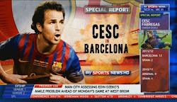 Cesc Fábregas (Sky Sports)