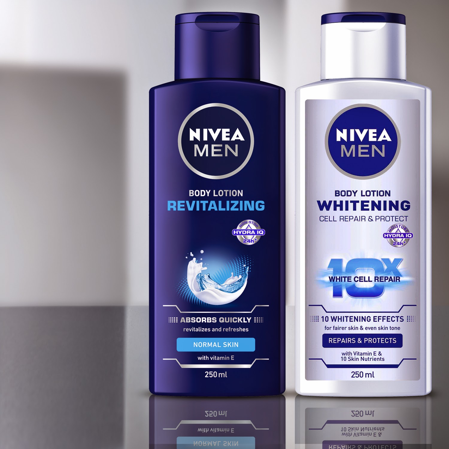 Nivea Men Helps With Guys Everyday Diskarte Hello Welcome To My Whitening Sun Lotion Achieve Skin That Looks Brighter And Feels Hydrated Apply Cell Repair Protect On Your Body This Provides The
