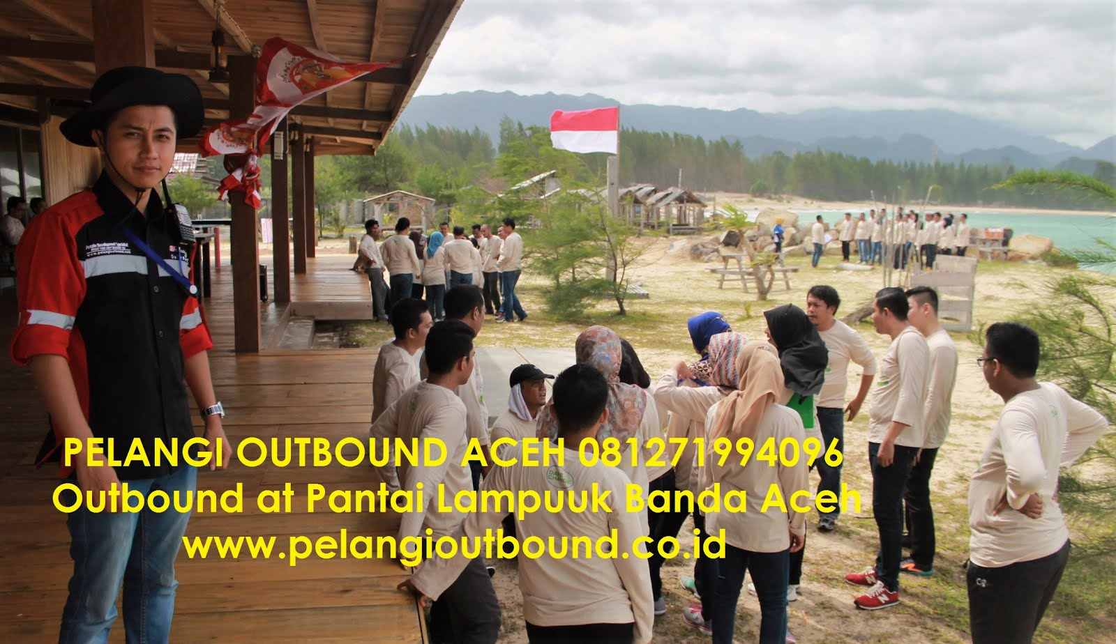 PELANGI OUTBOUND - 081271994096 I OUTBOUND di ACEH