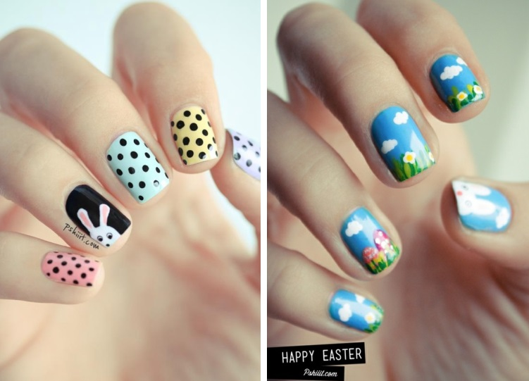 Try This Easter Nail Art Whim Online Magazine