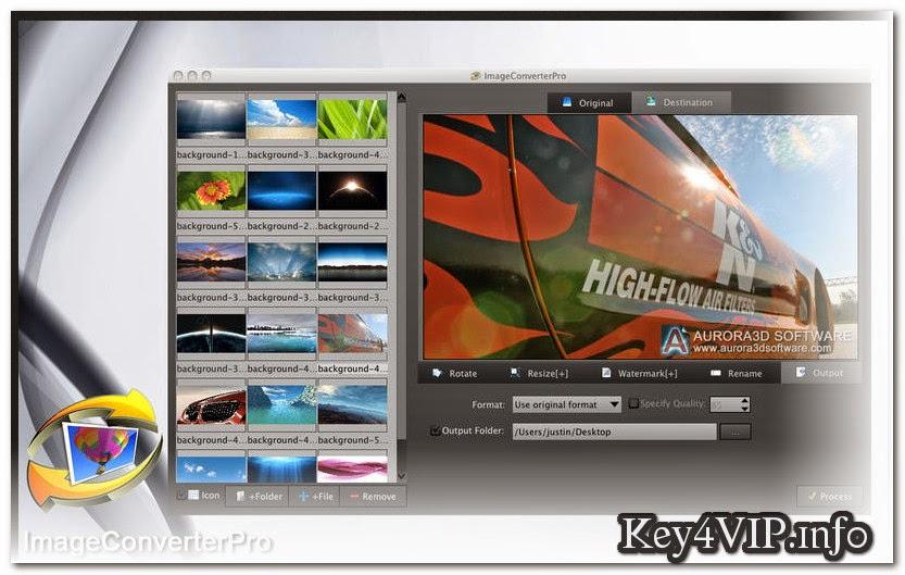 Aurora3D ImageConverterPro v1.08.31 Full Key,Phần mềm chuyển đổi định dạng ảnh hàng loạt