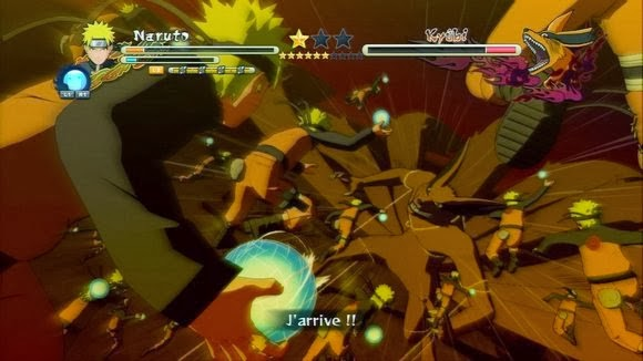 Game Naruto shippuden ultimate ninja storm