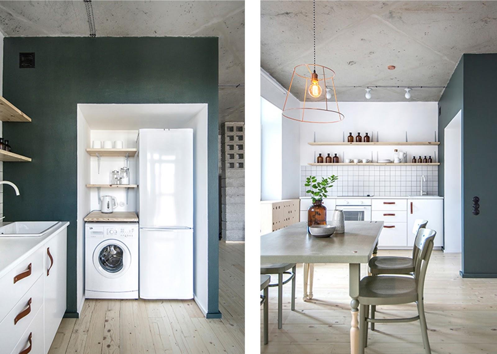 Appartamento minimale con arredi e decori fai da te a san - Mobili sala mondo convenienza ...