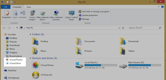 Cara Mengakses Foto iCloud di Windows