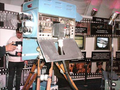 Muestra de TV y cine Tecnópolis