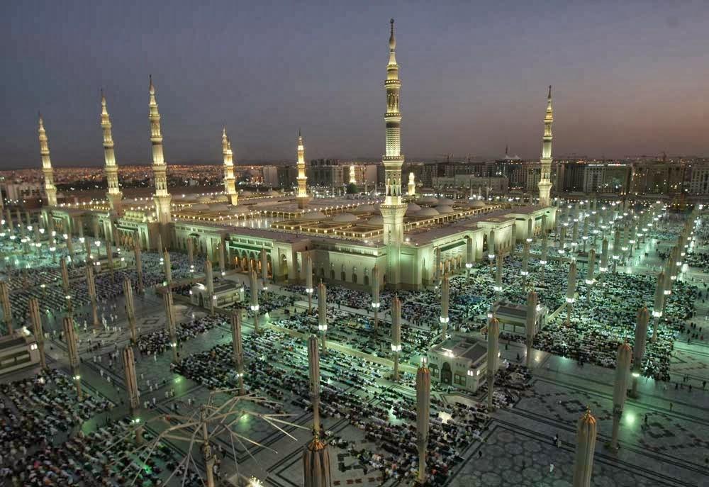 Islamic Masjid e Nabvi Wallpaper Masjid-e-nabvi Saww hd