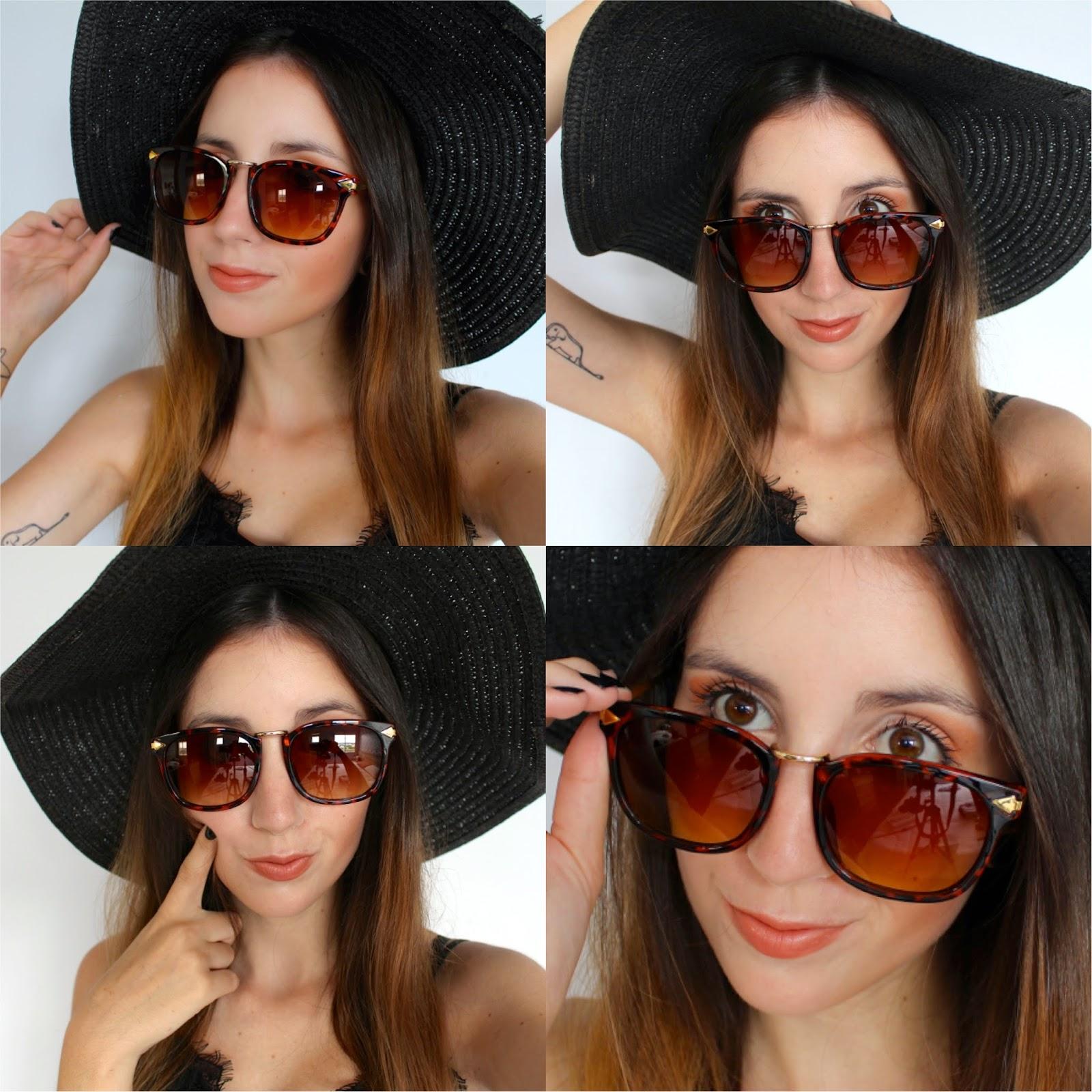 Óculos de Sol de Oncinha