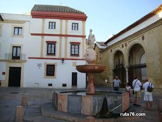 Plaza del Potro cordoba andalucia
