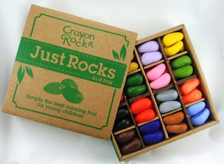 American Mom Review of Crayon Rocks, Soy Crayons Made in USA