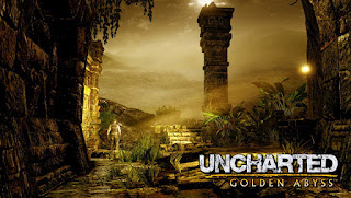 Wallpaper Abyss on Uncharted Golden Abyss Ps Vita