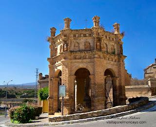 Humilladero Tarazona Aragón Comarca de Tarazona y el Moncayo