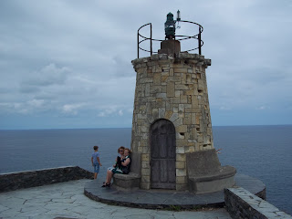 Antigua baliza - Old beacon