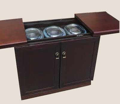 Uhuru furniture collectibles new the hot hand buffet - Furniture that looks like food ...