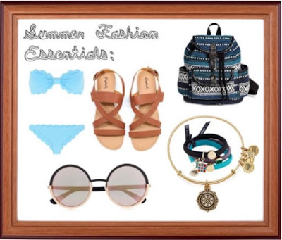 summer fashion essentials, summer break must haves, Lauren Banawa