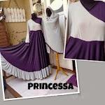 Gamis Princessa Bergo GC2921 HABIS