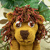 #35 Pretoria Lion Toy  designed by KJ Hay