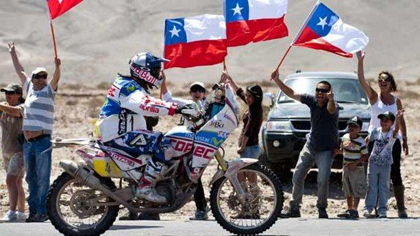 Dakar 2013: comienza en Lima y finaliza en Santiago de Chile