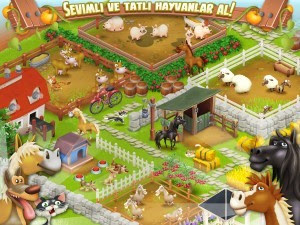 Hay Day V1.26.113 MOD Apk (Unlimited Everithing)
