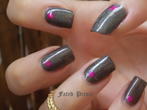 fated prince nail art blog beauté psychosexy