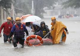 all about 2012 Philippine flood