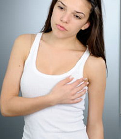 Will you have Breast tenderness with Vitamin b12 -