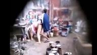 เมียเถ้าแก่แอบเย็ดกับคนงานในโกดัง โดนลูกน้องแอบถ่ายคลิปเอาไว้ดูเล่น