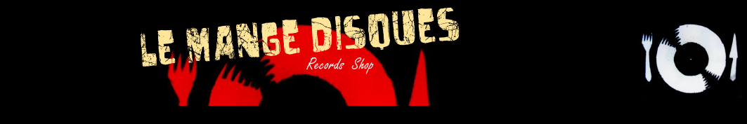 Le Mange Disques  I  Records Shop I Disquaire Nancy