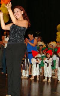 A dança em mim
