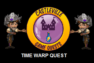 Castleville Game Giovanni Time Warp Quests Guide