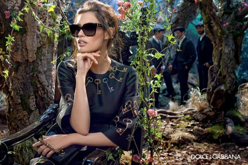 Bianca-Balti-Dolce-And-Gabbana-Fall-2014-Eyewear-Campaign-05