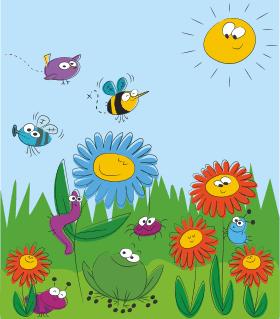 Colegio biling e nobely a c nivel primaria 17 de febrero for Ahuyentar abejas jardin