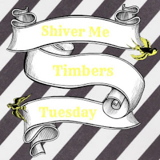 Shiver Me Timbers Tuesday - November via Pirate Prerogative