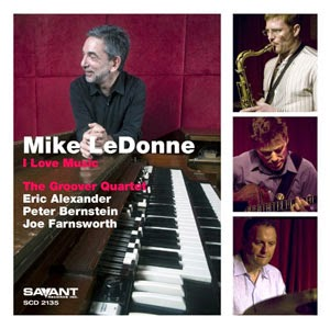 MIKE LEDONNE :  I LOVE MUSIC